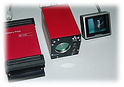 電波暗室用カメラシステム