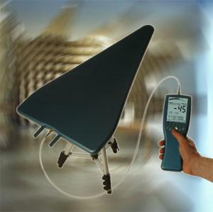 低周波用・電磁界 ハンドヘルドスペクトラムアナライザ EMFシリーズ