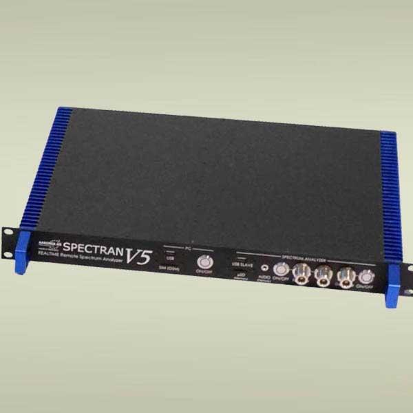 リモートRSA RFスペクトルアナライザ